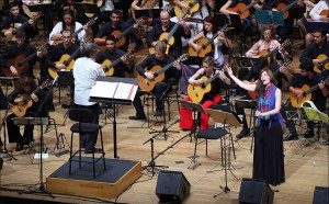 200 Guitars for Greece, Megaron Concert Hall 2015 © Haris Akriviadis